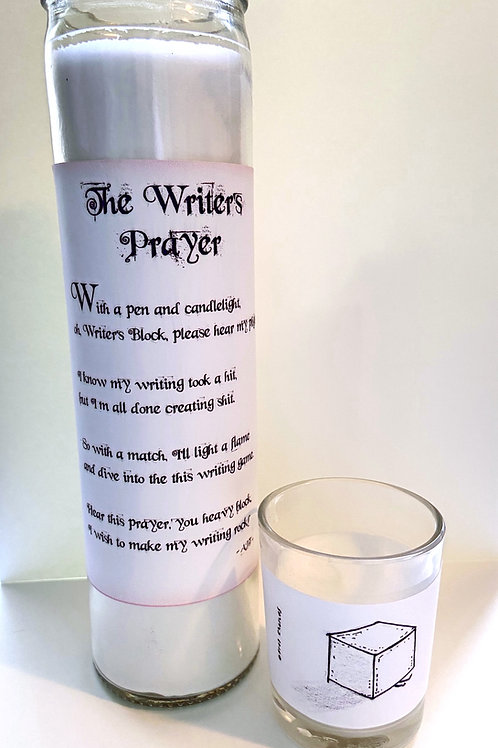 Writer's Block Candle Set