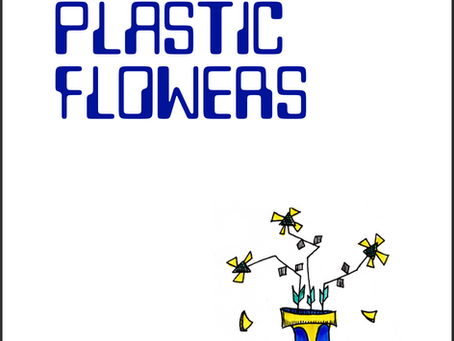 New Book Release: Funny Plastic Flowers by Fred Charles!