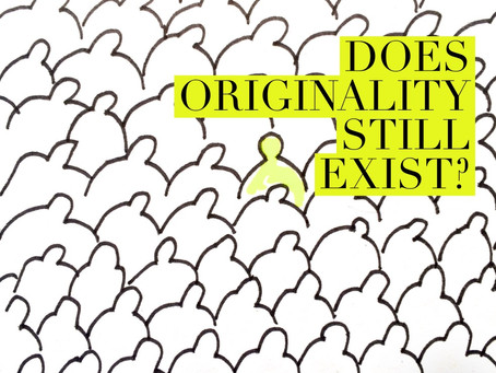 Why You Should Stop Trying to Be Original
