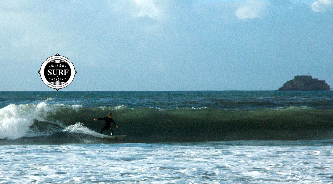 Apprenez à faire du surf