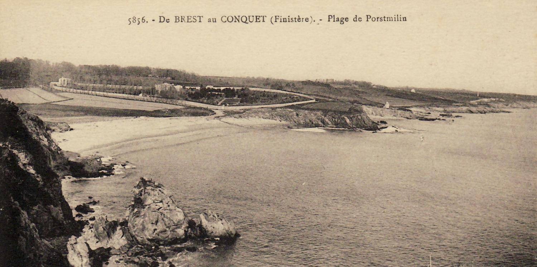 Le pavillon Guillaume en 1920