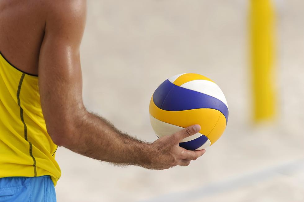 כדורעף vls300 חופים כדור לה פלוטה ים חוף מקצועי