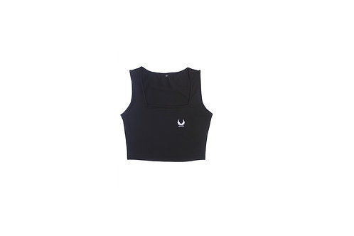 MADE FIT CROPPED VEST