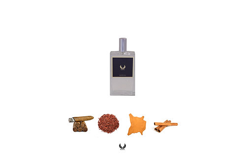 MADE OUD - LEATHER & WOOD