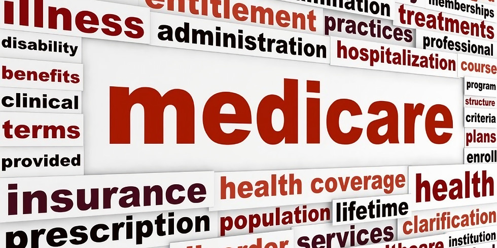Medicare 101 (Virtual)
