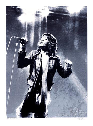 Mick Jagger-NYC-1972