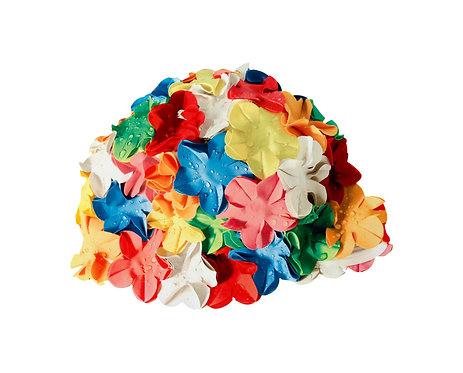 Multicolor Bathing Cap