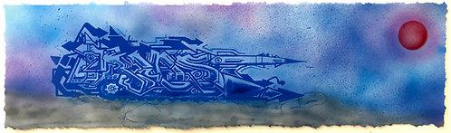 Blast Tank
