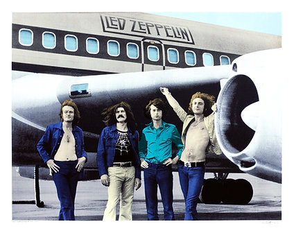 Led Zeppelin-NYC-1973