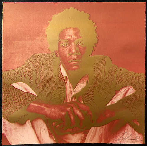 Jean-Michel Basquiat, 1984