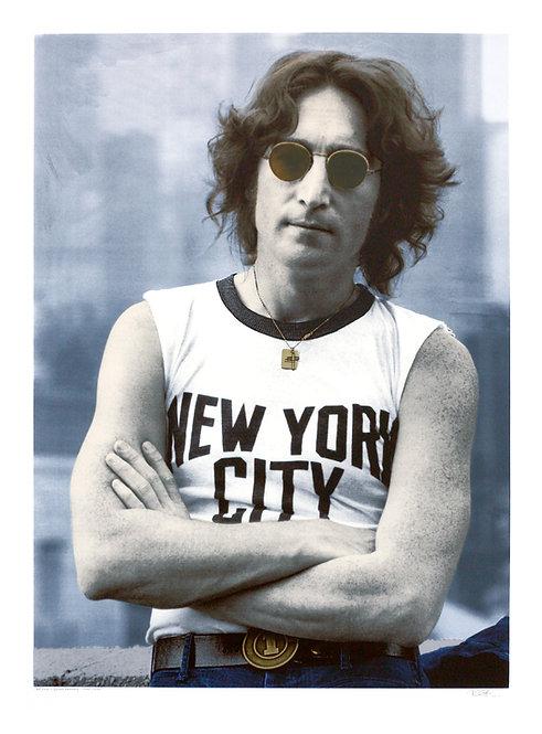 John Lennon-NYC-1974