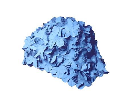 Blue Bathing Cap