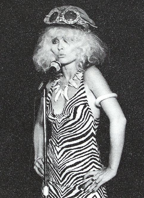 Debbie Harry, Max's Kansas City, NYC 1976