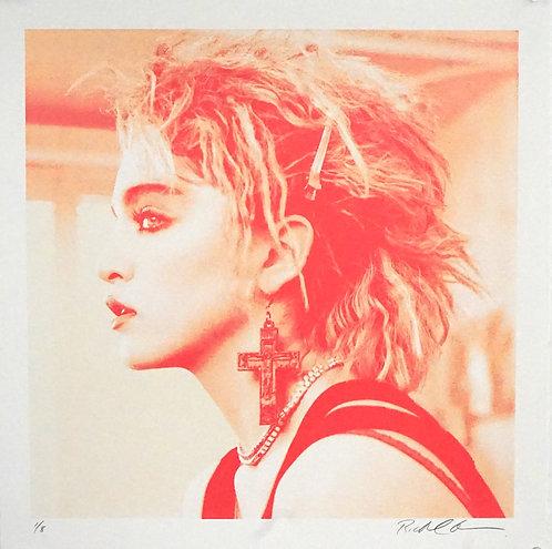 "Richard Corman, ""Madonna, 1983"""