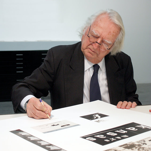 Richard Meier Portrait