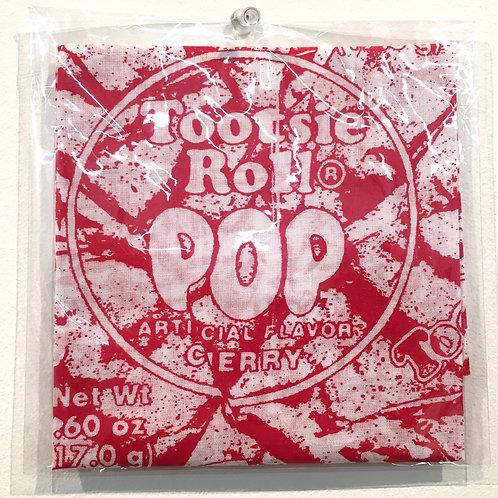 Tootsie Pop Cloth (Red)