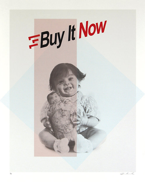 Buy It Now (Blue Dots)