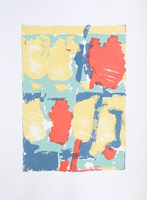 Namaaz Abstract III