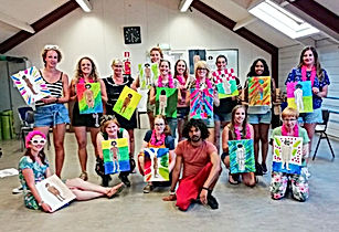 workshop naaktmodel schilderen tilburg