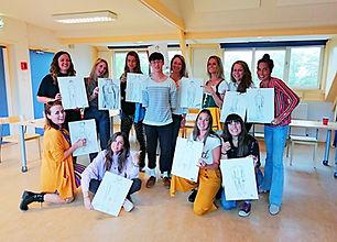 workshop naaktmodel tekenen tilburg