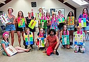 workshop naaktmode schilderen breda