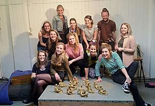workshop naaktmodel boetseren Breda