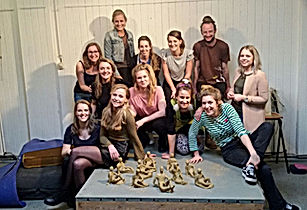 workshop naaktmodel boetseren België