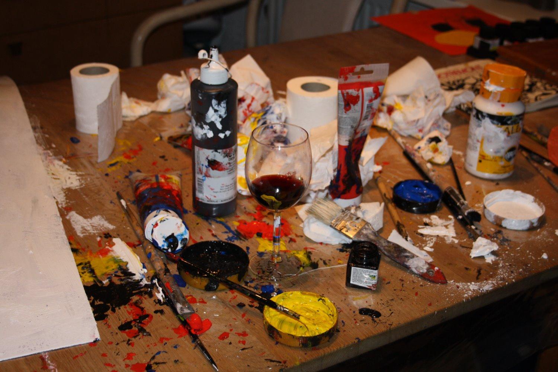 Luna Degas Workshops