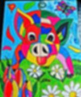 Puzzelschilderij