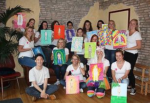 workshop naaktmodel schilderen den haag