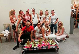 workshop naakmodel boetseren Breda