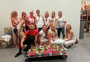 workshop naakmodel boetseren Der Haag