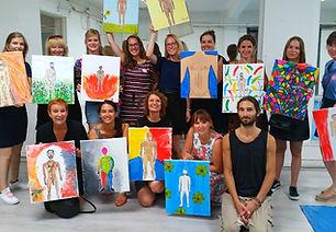 workshop naaktmodel schilderen amsterdam