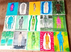 naaktmodel schilderen