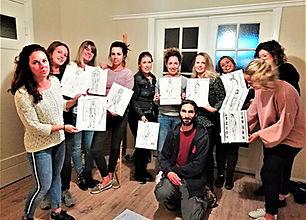 workshop naaktmodel tekenen Den Haag