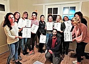 workshop naaktmodel tekenen den bosch