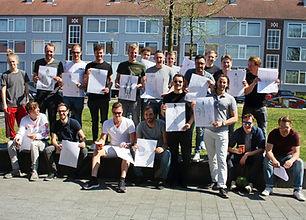 Naaktmodel tekenen Den Haag