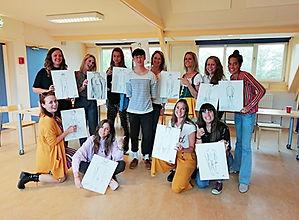 workshop naaktmodel teken nijmegen