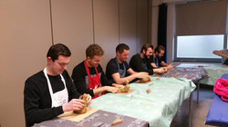 workshop naaktmodel boetseren
