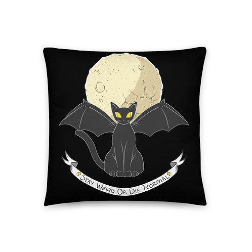 Bat Cat - Pillow