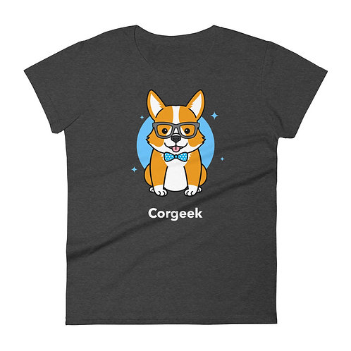 Corgeek - Women's Tee