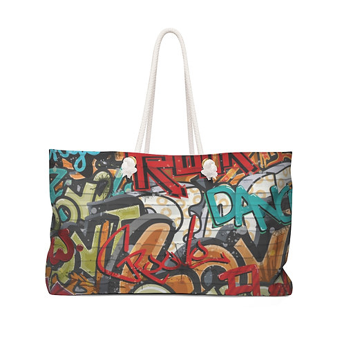 Graffiti Music -  Weekender Bag