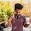 Thumbnail: Good Vibes Good Coffee - Men's Tee