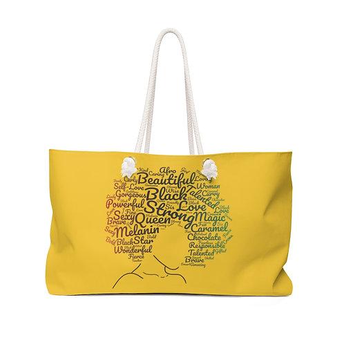 What I Am - Weekender Bag