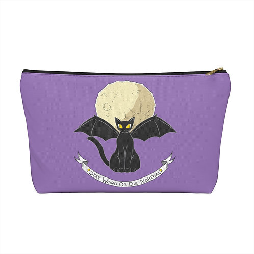 Bat Cat - Deluxe Accessory Pouch