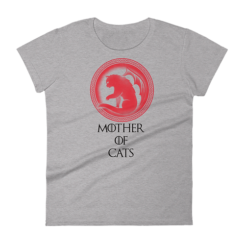 Mother of Cats - Women's