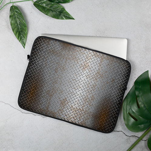 Metal Plates - Laptop Sleeve