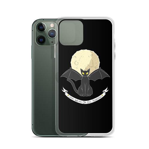 Bat Cat - iPhone Case