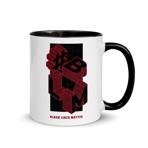 #BLM - Mug with Color Inside