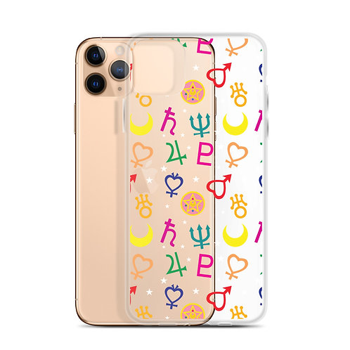 Sailor Scouts - iPhone Case